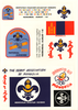 Aufkleber: 1st Mongolian national Jamboree 1996