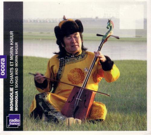 CD: Songs And Morin Khuur / Chants Et Morin Khuur