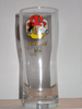 CHINGGIS BEER Glas 0,25 l