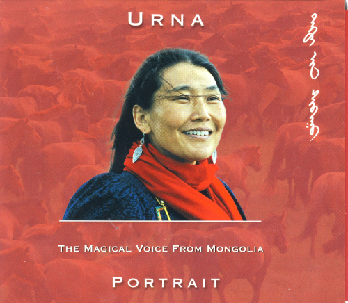 CD URNA - PORTRAIT* The Magical Voice from Mongolia