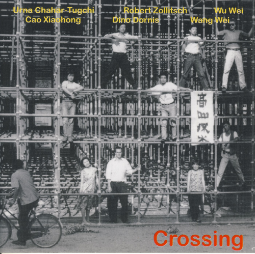 CD: Crossing mit Urna Chahar-Tugchi