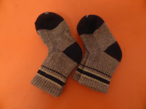 Kinder Wollsocken