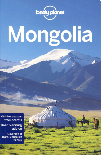 Michael Kohn: Mongolia travel guide