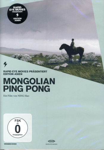 DVD: RAPID EYE MOVIES PRÄSENTIERT: MONGOLIAN PING PONG