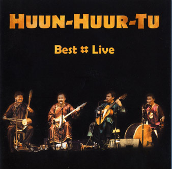 CD: HUUN-HUUR-TU Best * Live