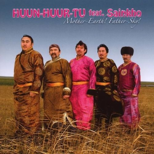 CD: HUUN-HUUR-TU feat. Sainkho Mother-Earth! Father-Sky!