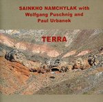 CD: Sainkho Namchylak with Wolfgang Puschnig and Paul Urbanek: Terra: Live 2007