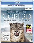 3D Blu-ray: Faszination Wüste: Gobi  (inkl 2D-Version!)
