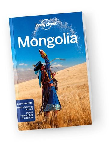 Mongolia travel guide 8th Edition Jul 2018