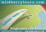 Postkarte: 12 Wildberry Tours