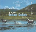 Let the Mount Burkhan Khaldun bless you - Natsag Jantsannorov (CD)